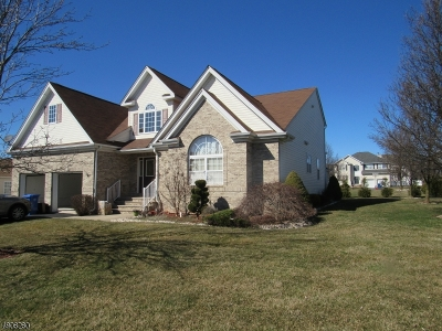 Franklin Twp. Single Family Home For Sale: 3 Timberhill Dr