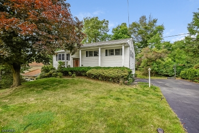 West Orange Twp. NJ Single Family Home For Sale: $538,900
