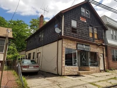 Hillside Twp. Commercial For Sale: 307 Winans Ave