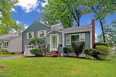 Union Twp. Single Family Home For Sale: 765 Colonial Arms Rd