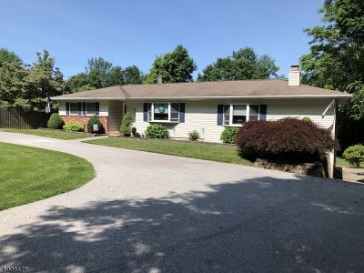 Vernon Twp. Single Family Home For Sale: 97 Lk Wallkill Rd
