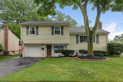 Union Twp. Single Family Home For Sale: 333 Foxwood Rd
