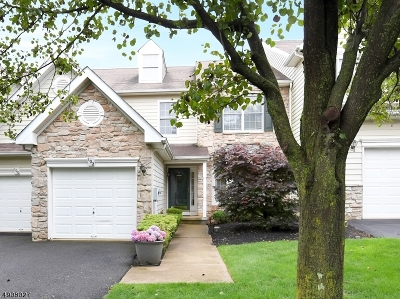 Bernards Twp. Condo/Townhouse For Sale: 102 Patriot Hill Dr
