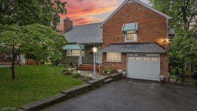 Madison Boro Single Family Home For Sale: 5 Howard St