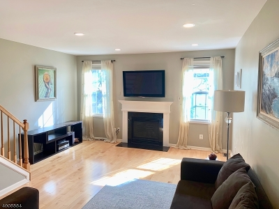 Nutley Twp. NJ Condo/Townhouse For Sale: $445,000