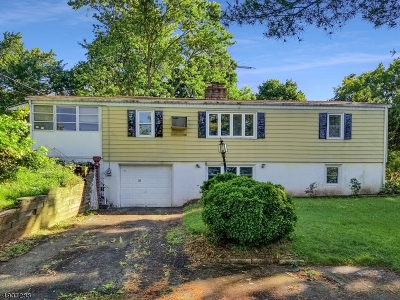 Branchburg Twp. Single Family Home For Sale: 10 Logan Dr