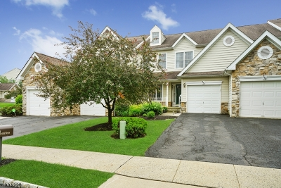 Bernards Twp. Condo/Townhouse For Sale: 265 Patriot Hill Dr