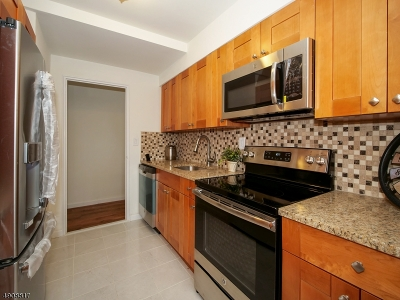 East Orange City NJ Condo/Townhouse For Sale: $80,000