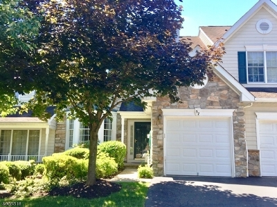 Bernards Twp. NJ Condo/Townhouse For Sale: $629,900