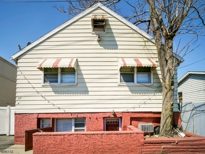 Belleville Twp. Single Family Home For Sale: 97 Watchung Ave