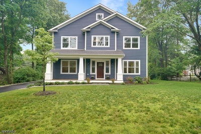 Single Family Home For Sale: 53 Madisonville Rd