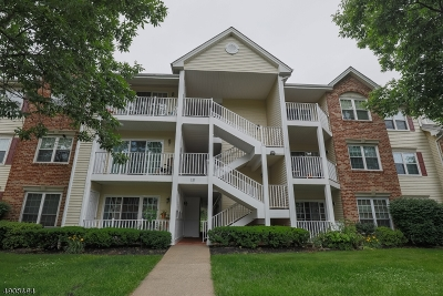 Branchburg Twp. Condo/Townhouse For Sale: 1015 Breckenridge Dr #1015