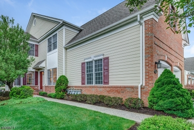 Cedar Grove Twp. NJ Condo/Townhouse For Sale: $599,000