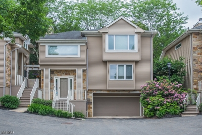 West Orange Twp. NJ Condo/Townhouse For Sale: $375,000