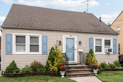 Belleville Twp. Single Family Home For Sale: 27-29 Charles St