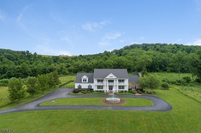 Franklin Twp. Single Family Home For Sale: 384 Mountain View Rd W