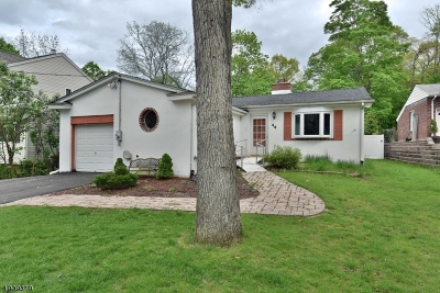 Oakland Boro Single Family Home For Sale: 44 Minnehaha Blvd