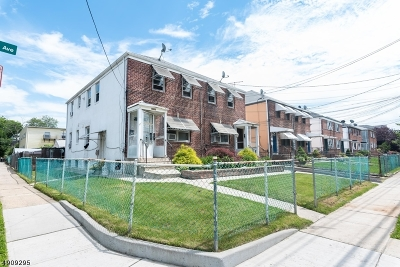 Elizabeth City Multi Family Home Active Under Contract: 1061 Cross Ave