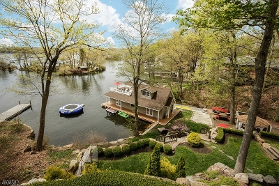 Sussex County Single Family Home For Sale: 504 Lakeside Ave