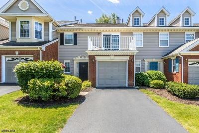 Bridgewater Twp. Condo/Townhouse For Sale: 1802 Bayley Ct