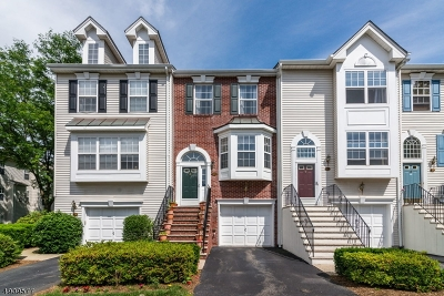 Nutley Twp. NJ Condo/Townhouse For Sale: $425,000