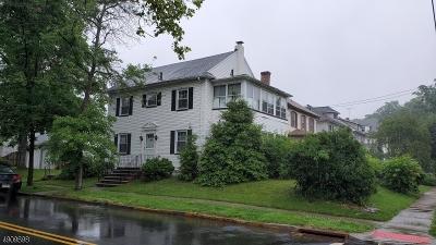 Roselle Park Boro Single Family Home For Sale: 201 E Clay Ave