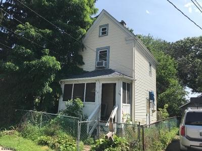 Roselle Park Boro Single Family Home For Sale: 129 Columbus Pl