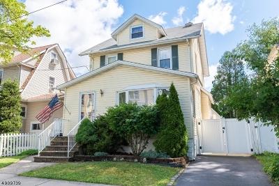 Roselle Park Boro Single Family Home For Sale: 305 Sheridan Ave