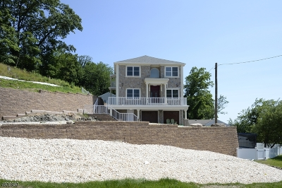 Haledon Boro Single Family Home For Sale: 574 Preakness Ave