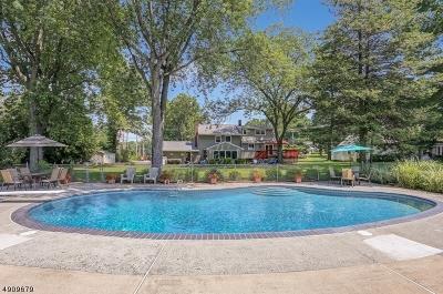 Florham Park Boro Single Family Home For Sale: 63 Park St