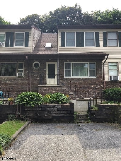 Franklin Boro Condo/Townhouse For Sale: 22 Wyker Rd
