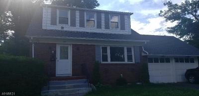 Hawthorne Boro NJ Multi Family Home For Sale: $484,900