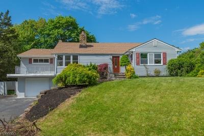 Wayne Twp. Single Family Home For Sale: 37 Hanover Pl