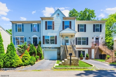 City Of Orange Twp. NJ Condo/Townhouse For Sale: $299,500