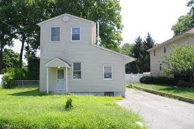 East Hanover Twp. NJ Single Family Home For Sale: $359,000