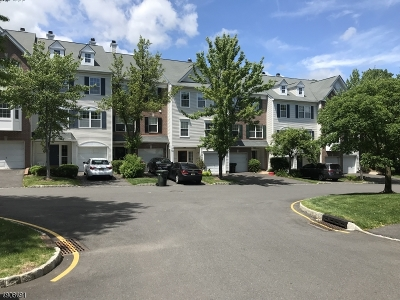 Bernards Twp. Condo/Townhouse For Sale: 3 Prescott Ct