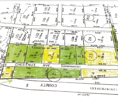 Branchburg Twp. Residential Lots & Land For Sale: Harlan School Rd