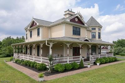 Franklin Twp. Single Family Home For Sale: 2 Terhune Ct