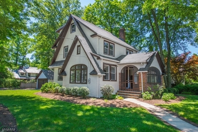 Westfield Town Single Family Home For Sale: 707 Dorian Rd