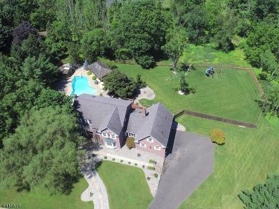 Raritan Twp. Single Family Home For Sale: 12 Green Hills Dr