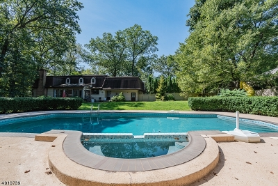 Wyckoff Twp. Single Family Home For Sale: 580 Helena Ave
