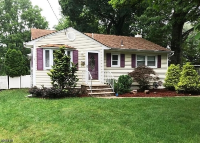 Glen Rock Boro Single Family Home For Sale: 19 Elizabeth St