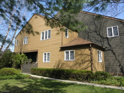 Madison Boro Condo/Townhouse For Sale: 29 Bedford Court