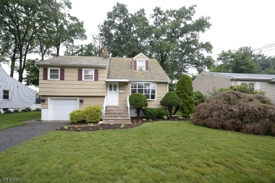 Hawthorne Boro NJ Single Family Home For Sale: $435,000