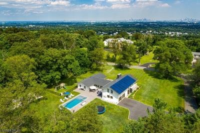 West Orange Twp. Single Family Home For Sale: 41 Eagle Ridge Way