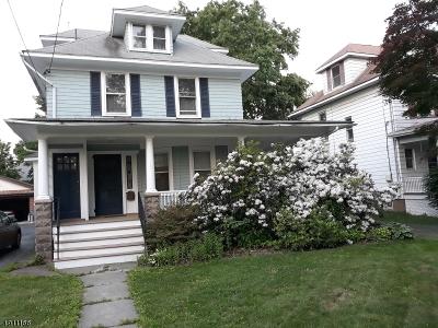 Hawthorne Boro Single Family Home For Sale: 135 Arlington Ave