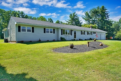 Branchburg Twp. Single Family Home For Sale: 219 Glen Crest Dr