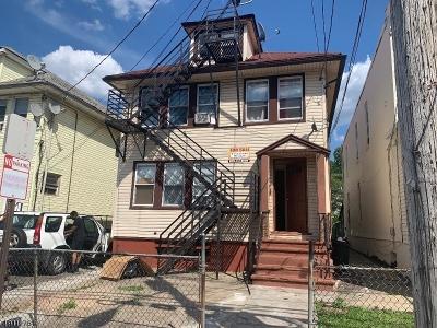 Elizabeth City Multi Family Home For Sale: 417-419 Walnut St #2