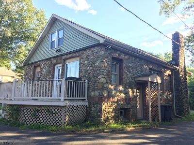 Hanover Twp. Multi Family Home For Sale: 130 Parsippany Rd