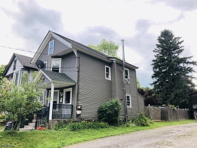 Newton Town Single Family Home For Sale: 84 Woodside Ave